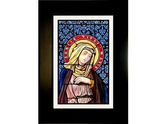 Santia Virgo Maria