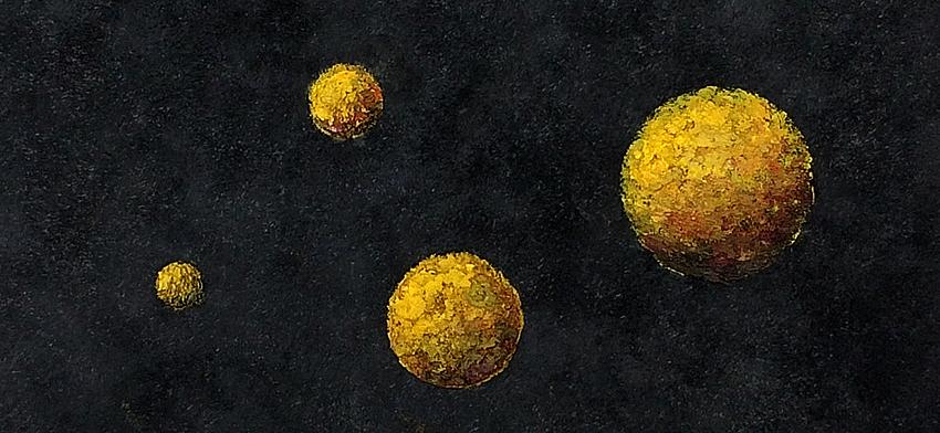 Meteora - detail