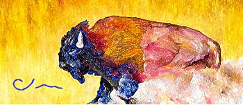 Bison - Business Card