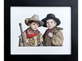 The Two Cowboys